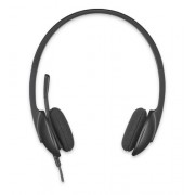 """Casti Logitech """"H340"""" Stereo Headset with Microphone """"981-000475"""" (include timbru verde 0.01 lei)"""