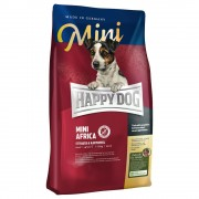 Happy Dog Supreme Mini África - 2 x 4 kg - Pack Ahorro