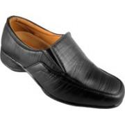Action Synergy Fashion Line Pn411 Slip On Shoes For Men(Black)