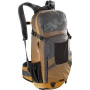 Evoc FR Enduro 16L Mochila protetora Cinzento Laranja M L