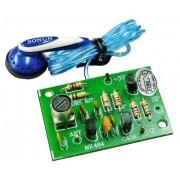 Mini AM Radio + Earphone 3 Vdc for Educational Electronic Kit Circuit Board : FA710
