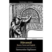 H'vam'l - Runes, Norse and English (Icelandic), Paperback/Smundur Sigfusson