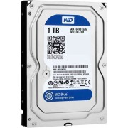 """Hard disk HDD 3.5"""" SATA3 7200 1TB WD Blue WD10EZEX, 64MB"""