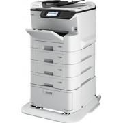 Epson WorkForce Pro WF-C8690D3TWFC - Multifunctionele printer - kleur - inktjet - A3 (doorsnede) - maximaal 22 ppm LED - maximaal 35 ppm (printend)