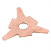 Accesoriu sudura Saibe triunghiulare