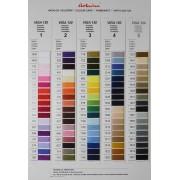 Polyesterová nit Viga - barevnice