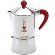 ESPRESSOR BIALETTI BREAK rosu 3 cesti espresso