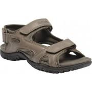 Regatta Pánské sandály REGATTA RMF331 Haris Světle hnědá 46