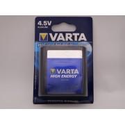 Baterie alcalina 3LR12, 4.5V, Varta High Energy 4912 blister 1