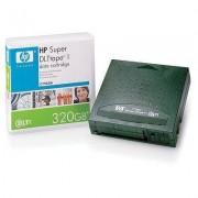 HP Enterprise C7980A cassetta vergine SDLT 160 GB 1,27 cm