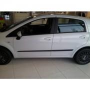 Fiat Punto '12- Dörrskyddsremsa/dekorationsremsa