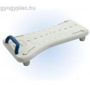Fürdőkád pad 69cm állítható csúszásmentes lábakkal