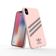 adidas Originals Moulé Case cas iPhone XS Max - glace rose
