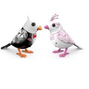 Set 2 pasari interactive SILVERLIT DigiBirds Editie matrimoniala