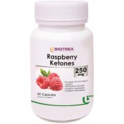 Biotrex Raspberry Ketones - 250mg (60 Capsules)