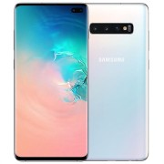 Samsung Galaxy S10+ Duos - 512GB - Wit