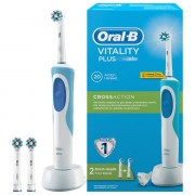 Pachet Periuta electrica Oral-B Vitality Cross Action