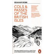 Fietsgids Cols and Passes of the British Isles   Penguin Books