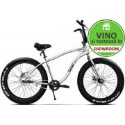"Bicicleta Pegas Cutezator EV 3S 2017, Cadru 17"", Roti 26"", 3 Viteze (Alb)"