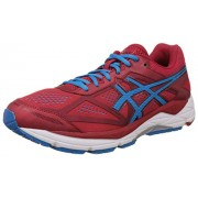 Asics Men's Gel-Foundation 12 (2E) Racing Red, Methyl Blue and Black Running Shoes - 6 UK/India (40 EU) (7 US)