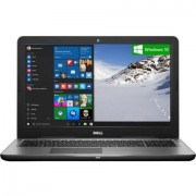 Laptop DELL, INSPIRON 5567, Intel Core i5-7200U, 2.50 GHz, HDD: 1 TB, RAM: 8 GB, unitate optica: DVD RW, video: Intel HD Graphics 620, webcam