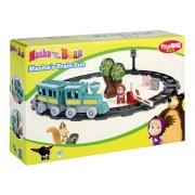 PLAYBIG BLOXX MASHA TREN 32 PIESE - 800057095