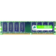 Memorie Corsair Value Select DDR1, 1x1GB, 400MHz