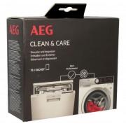 ELECTROLUX / AEG Odkamieniacz (proszek) do zmywarki 600g AEG (9029798056)