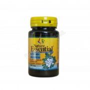 Nature Essential Espino blanco 500mg 60 comprimidos - nature essential - plantas medicinales