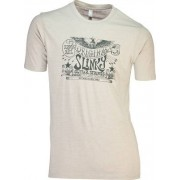 Ernie Ball T Shirt Slinky Silver XL