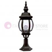 DURALITE SRL Boston Grande Paletto Lampioncino Classico Per Esterni Giardino H.68 Cm