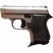 Bruni Plynová pistole Bruni 315 AUTO nikl cal.8mm