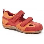 DKM - Romika DKM Romika VELOUR 471b červená letní obuv EUR 41