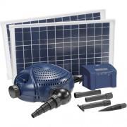 Solárna záhradná fontána - sada FIAP Aqua Active Solar 3.000 2554, 3000 l/h, 2.4 m