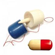 Kendama Pill Jucarie Indemanare Copii si Adulti