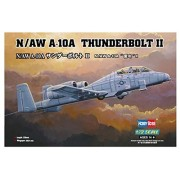 Hobby Boss N/AW A-10A Thunderbolt II Airplane Model Building Kit