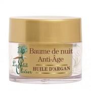 Le Petit Olivier Balsam regenerant de noapte cu ulei de argan 50 ml