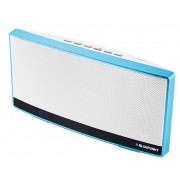 Difuzor portabil Blaupunkt Bluetooth cu radio si MP3 player BT10BL NFC