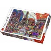 Trefl Puzzle Slagalica Colours of Paris 1000 kom (10524)