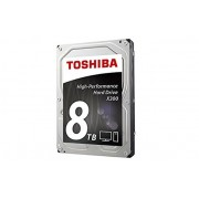 Toshiba X300 - High-Performance Hard Drive 8TB (7200rpm/128M