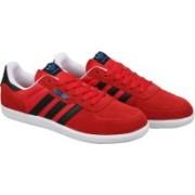 ADIDAS ORIGINALS LEONERO Sneakers For Men(Red)