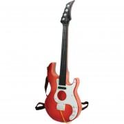 Guitarra infantil de juguete 360DSC - rojo