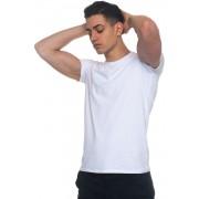 Giorgio Armani T-shirt Bianco Cotone Uomo
