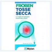 Mylan Froben Tosse Secca Sciroppo 125ml 1,7mg/5ml