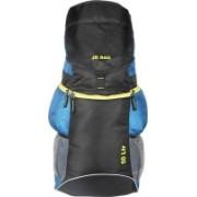 JR Bag 50 LTR Travel Rucksack Backpack |Trekking Backpacks Rucksack - 50 L(Blue)