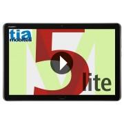 "Huawei MediaPad M5 Lite 10.1 ""Full HD 64GB 4GB RAM grey - ODMAH DOSTUPAN"