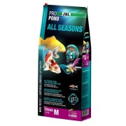 JBL ProPond All Seasons M, 5,8kg, 4125800, Hrana pesti iaz sticks