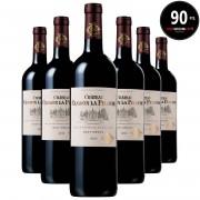Bordeaux 6 Haut-Médoc Cru Bourgeois 2013 Ch. Cambon La Pelouse 75cl