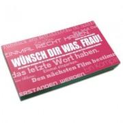 Post aus Düsseldorf Gutscheinbuch für Frauen - Wünsch dir was, Frau