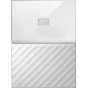 HDD Extern WD My Passport New 1TB White USB 3.0 2.5 inch